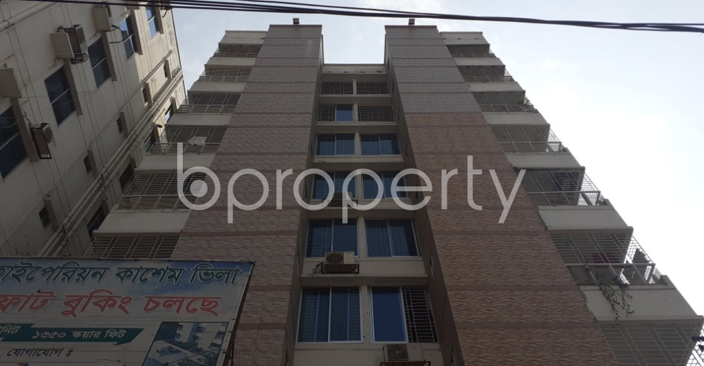 Front view - 3 Bed Apartment for Sale in Mirpur, Dhaka - 1992221
