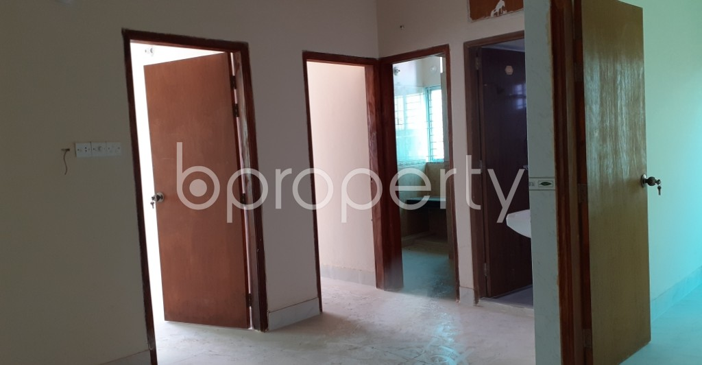 Dining area - 3 Bed Apartment for Sale in Mirpur, Dhaka - 1992257