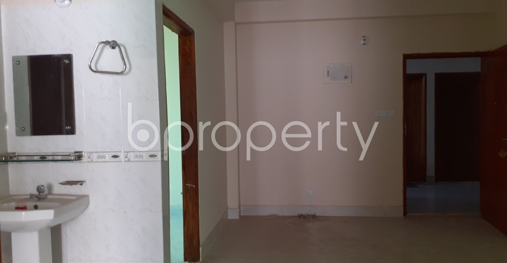 Dine/Dining - 3 Bed Apartment for Sale in Mirpur, Dhaka - 1992258