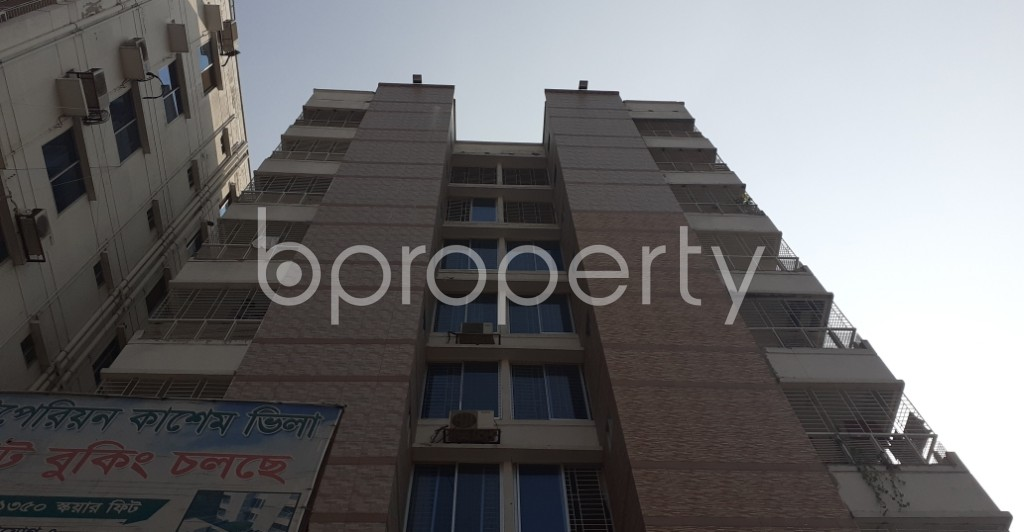 Front view - 3 Bed Apartment for Sale in Mirpur, Dhaka - 1992305