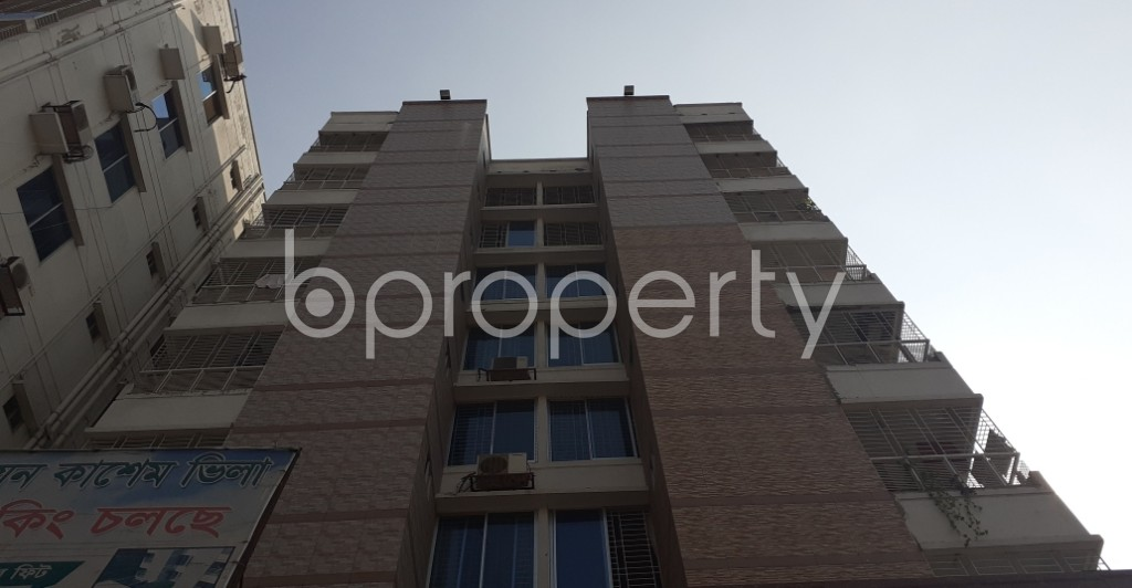 Front view - 3 Bed Apartment for Sale in Mirpur, Dhaka - 1992306