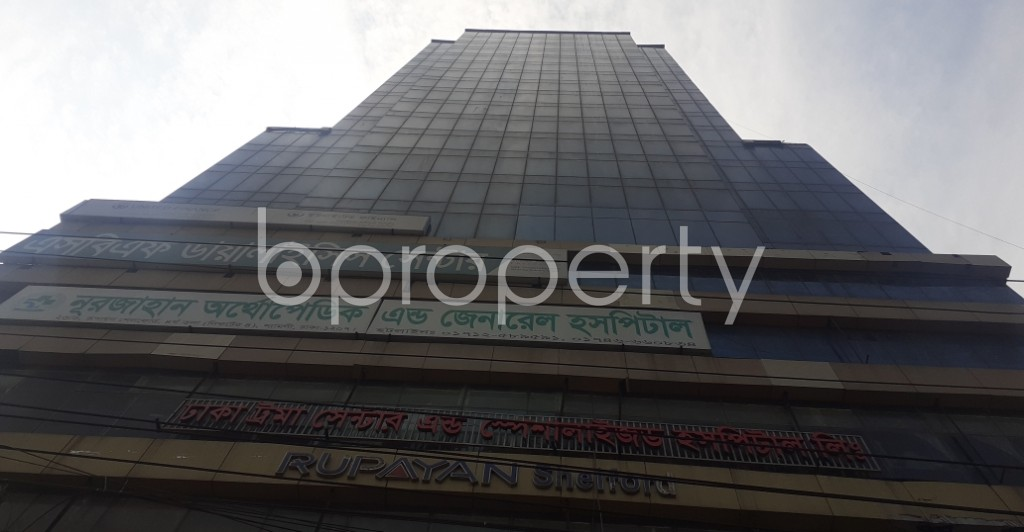 Front view - Office for Sale in Shyamoli, Dhaka - 1992603