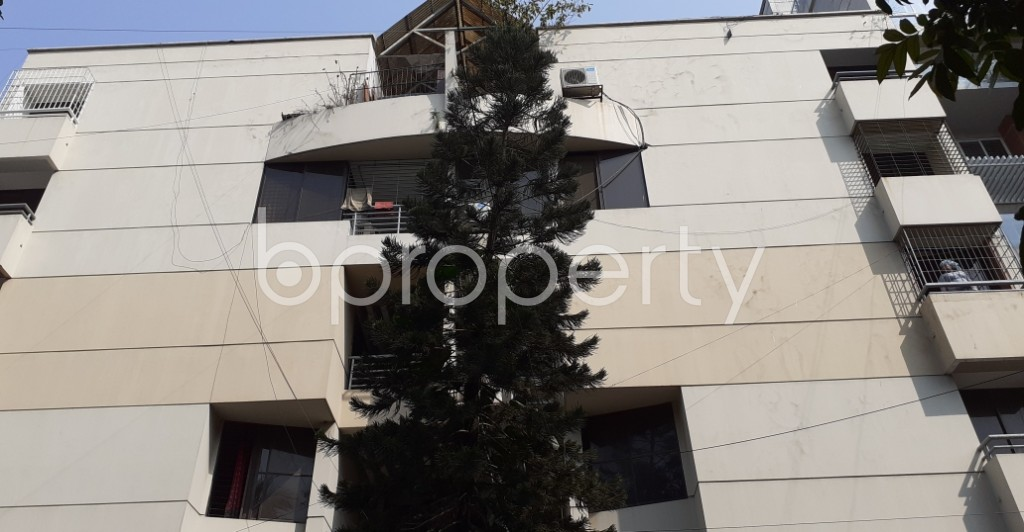 Front view - 3 Bed Apartment to Rent in Gulshan, Dhaka - 1993040