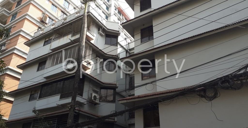 Front view - 3 Bed Apartment to Rent in Gulshan, Dhaka - 1993047