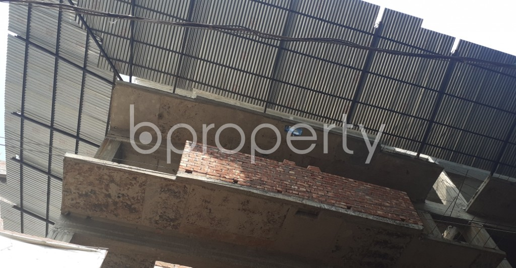 Front view - 3 Bed Apartment for Sale in Mohammadpur, Dhaka - 1993222