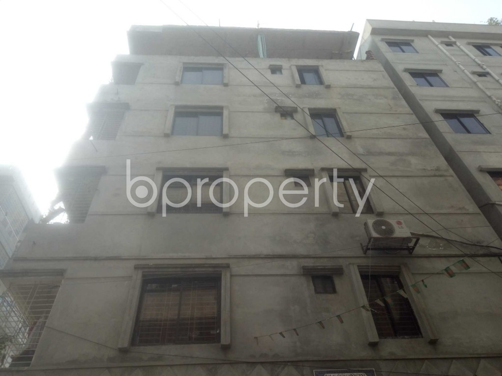 Front view - 2 Bed Apartment for Sale in Mirpur, Dhaka - 1993351