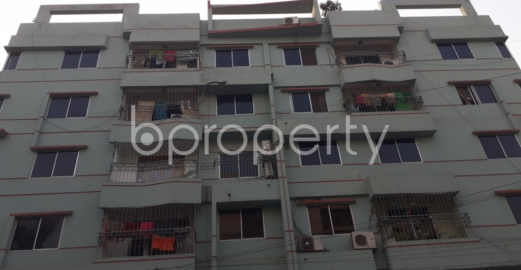 Front view - 3 Bed Apartment for Sale in Gulshan, Dhaka - 1994176
