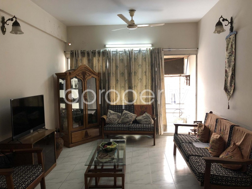 Empty Room - 3 Bed Apartment for Sale in Sutrapur, Dhaka - 1920647