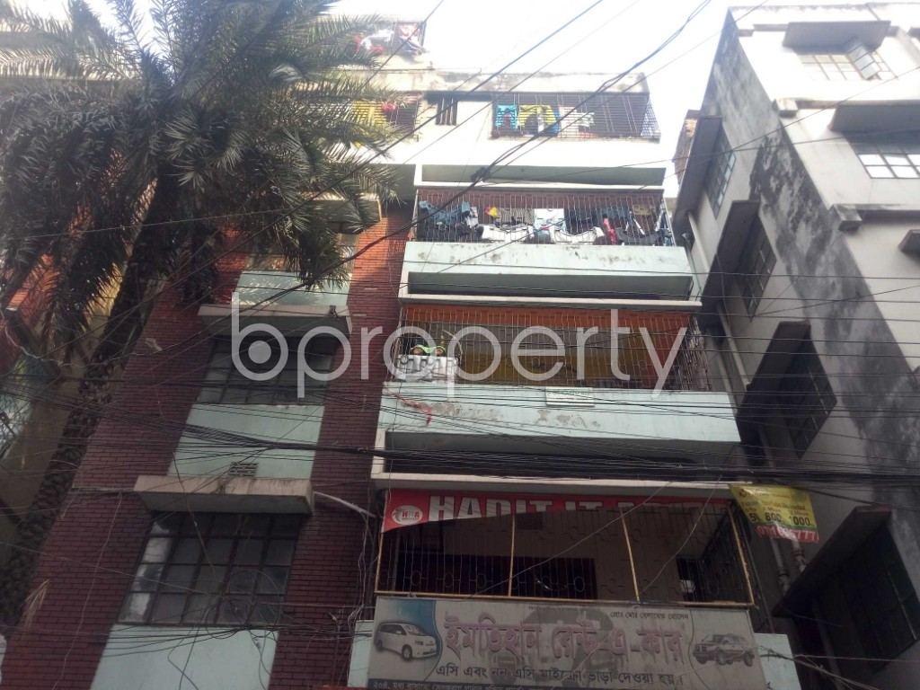 Front view - Shop to Rent in Bashabo, Dhaka - 1994238