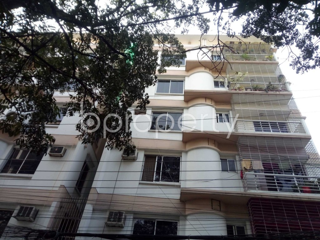 Outside view - 3 Bed Apartment to Rent in Banani, Dhaka - 1994533