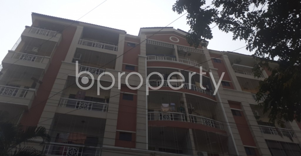 Front view - 3 Bed Apartment to Rent in Dhanmondi, Dhaka - 1994553