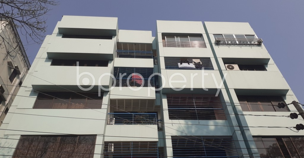 Front view - 3 Bed Apartment to Rent in Dhanmondi, Dhaka - 1994554