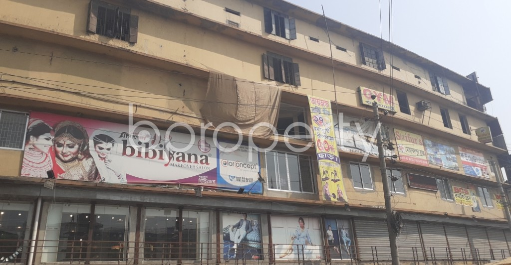 Front view - Shop to Rent in Mohammadpur, Dhaka - 1994568