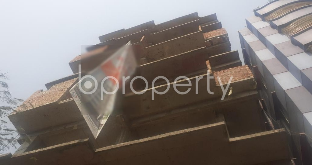 Front view - 2 Bed Apartment for Sale in Mohammadpur, Dhaka - 1994579