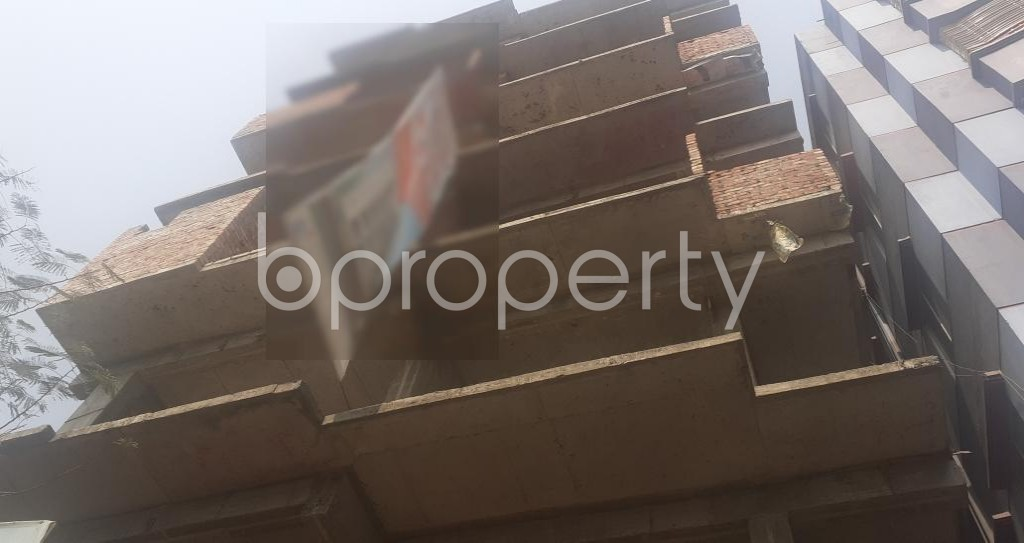 Front view - 2 Bed Apartment for Sale in Mohammadpur, Dhaka - 1994581
