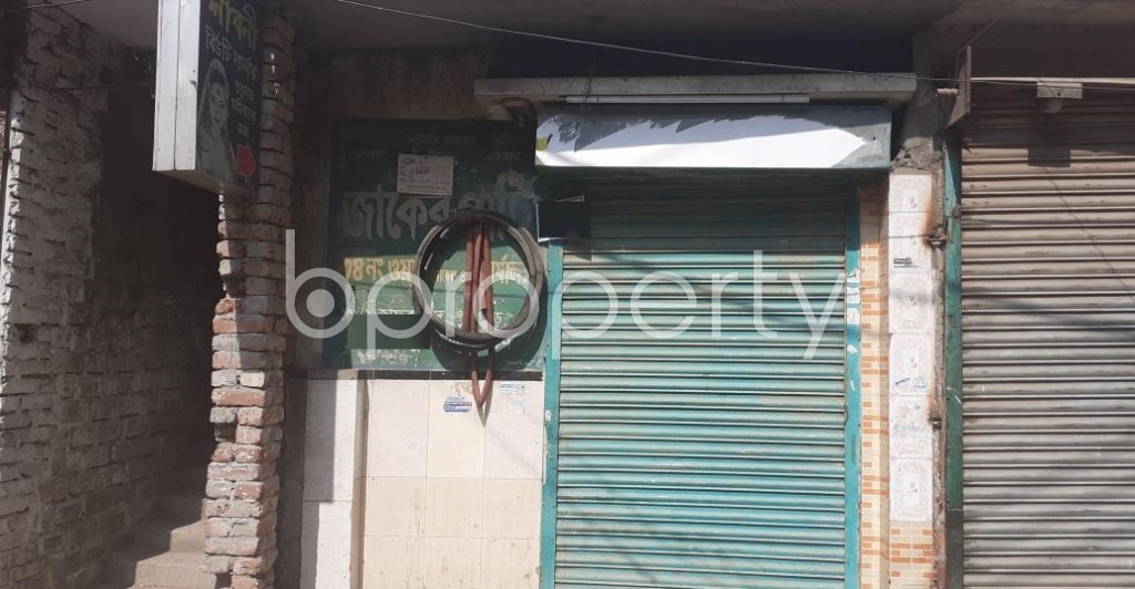Outside view - Shop to Rent in Dhanmondi, Dhaka - 1994602