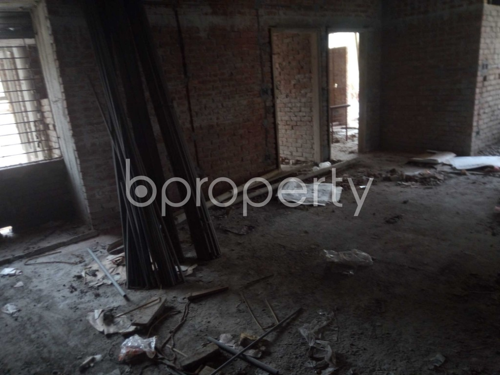Bedroom - 3 Bed Apartment for Sale in Bashundhara R-A, Dhaka - 1994605