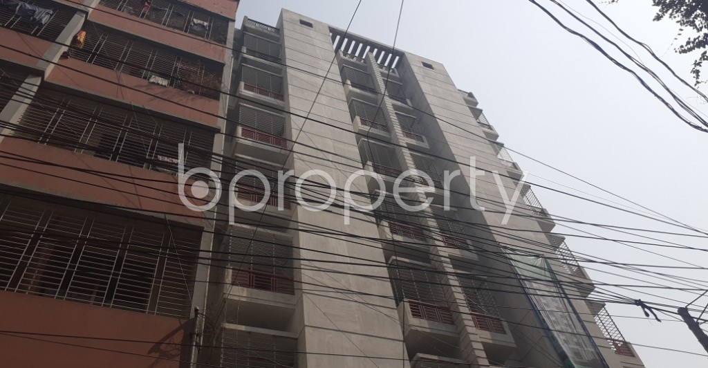 Front view - 2 Bed Apartment for Sale in Mohammadpur, Dhaka - 1994608