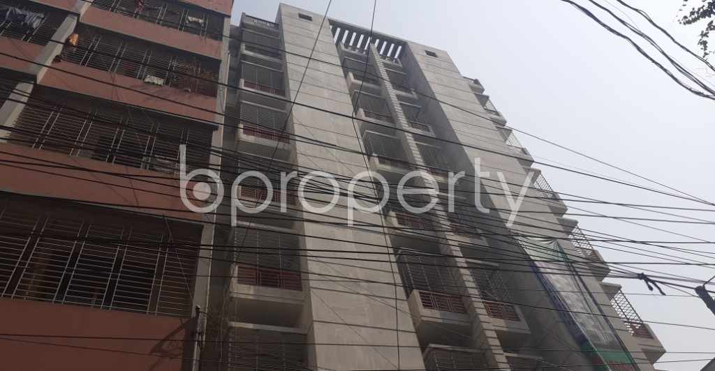 Front view - 2 Bed Apartment for Sale in Mohammadpur, Dhaka - 1994612