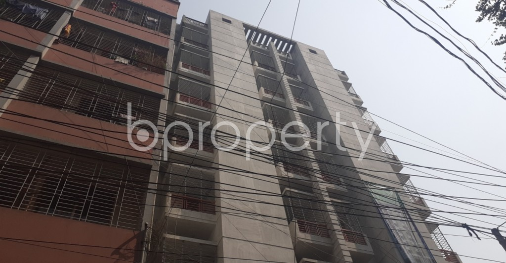 Front view - 2 Bed Apartment for Sale in Mohammadpur, Dhaka - 1994615