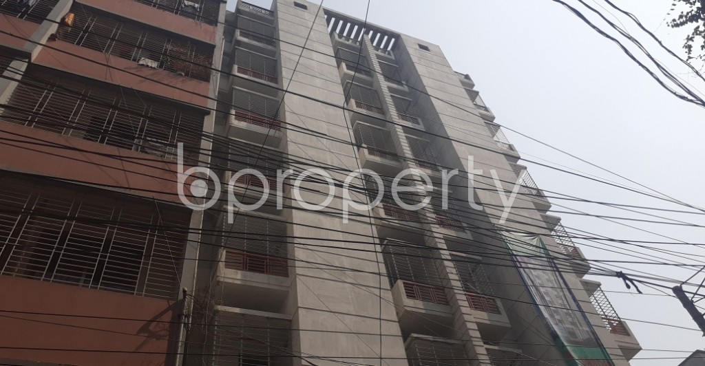 Front view - 3 Bed Apartment for Sale in Mohammadpur, Dhaka - 1994614