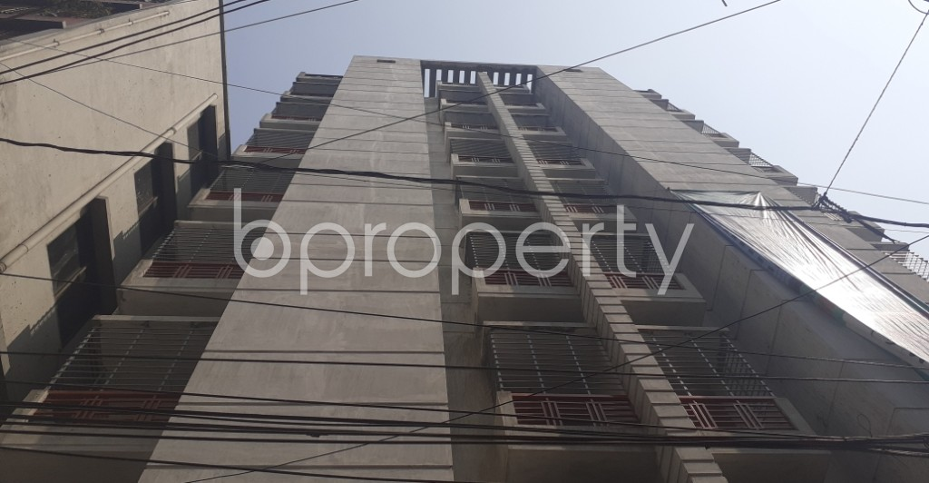 Front view - 3 Bed Apartment for Sale in Mohammadpur, Dhaka - 1994620