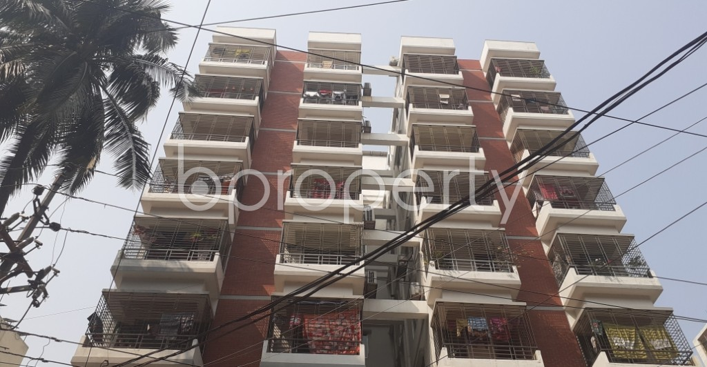 Front view - 3 Bed Apartment to Rent in Dhanmondi, Dhaka - 1994634