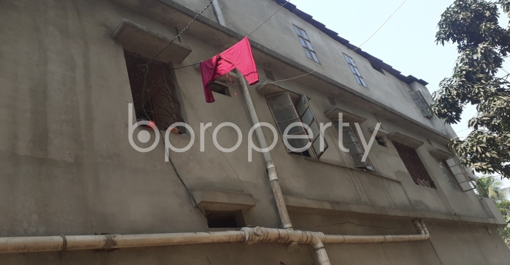 Front view - Shop to Rent in Kafrul, Dhaka - 1994636