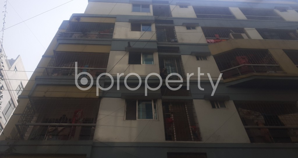 Front view - 3 Bed Apartment for Sale in Mohammadpur, Dhaka - 1994651