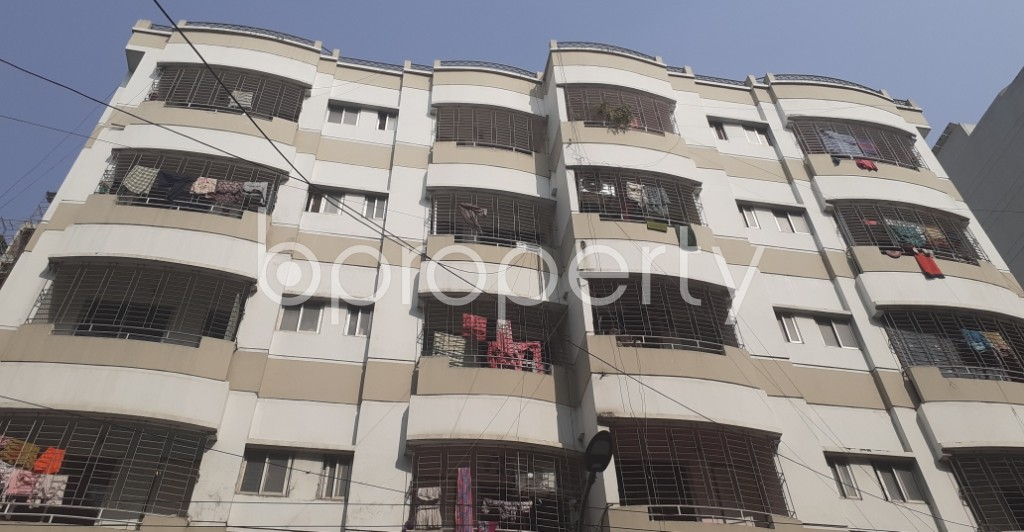 Front view - 3 Bed Apartment to Rent in Dhanmondi, Dhaka - 1994657