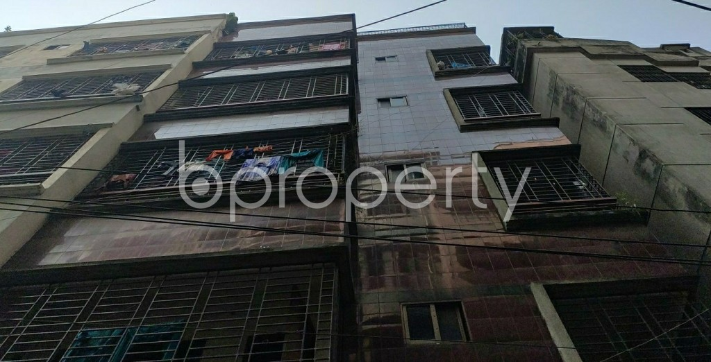 Front view - 2 Bed Apartment to Rent in Dhanmondi, Dhaka - 1994670