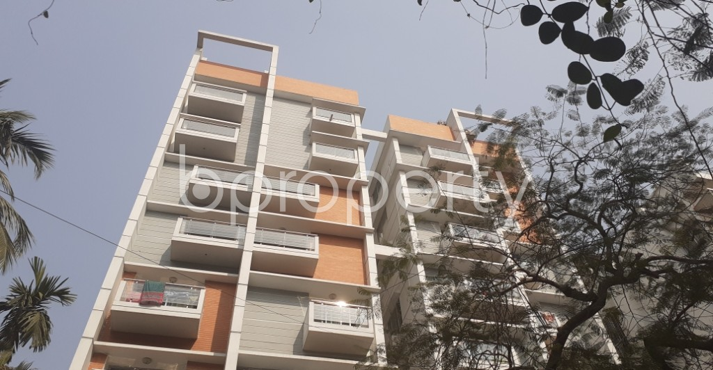 Front view - 3 Bed Apartment for Sale in Dhanmondi, Dhaka - 1994677
