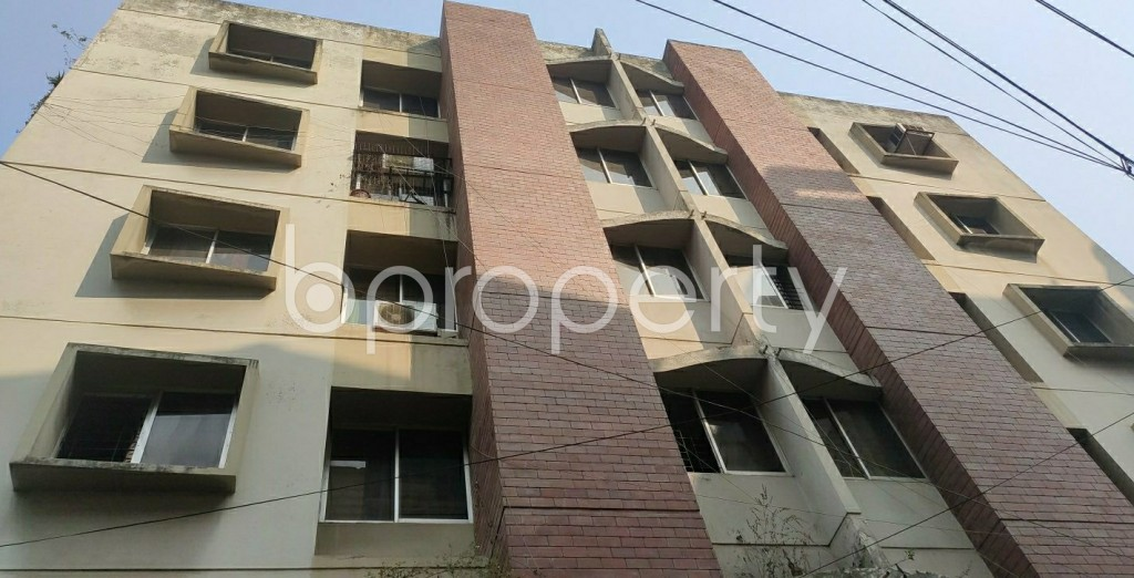 Front view - 2 Bed Apartment to Rent in Dhanmondi, Dhaka - 1994685