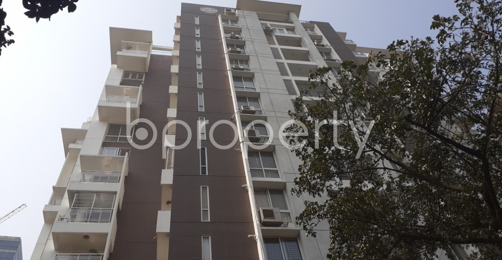 Front view - 3 Bed Apartment for Sale in Gulshan, Dhaka - 1994699