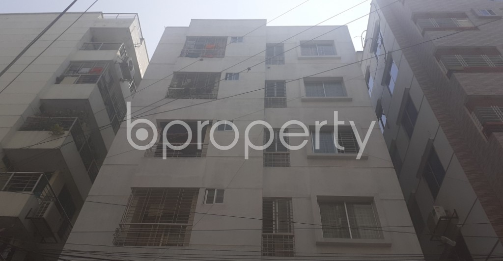 Front view - 2 Bed Apartment for Sale in Uttara, Dhaka - 1994708
