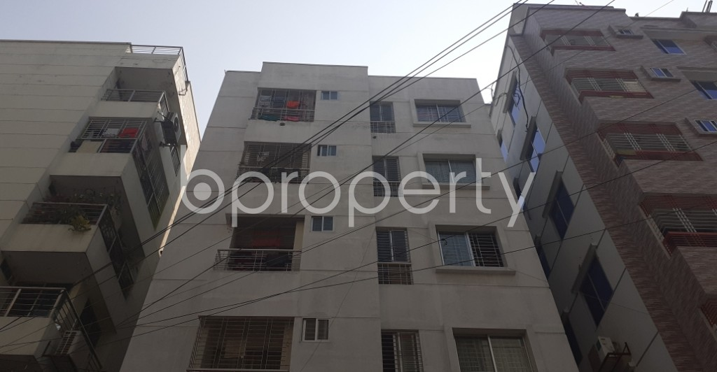 Front view - 2 Bed Apartment for Sale in Uttara, Dhaka - 1994712