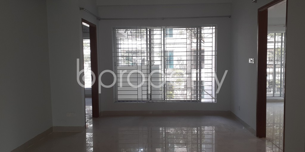Dining area - 3 Bed Apartment to Rent in Bashundhara R-A, Dhaka - 1994818