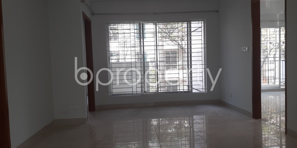 Dining area - 3 Bed Apartment to Rent in Bashundhara R-A, Dhaka - 1994819