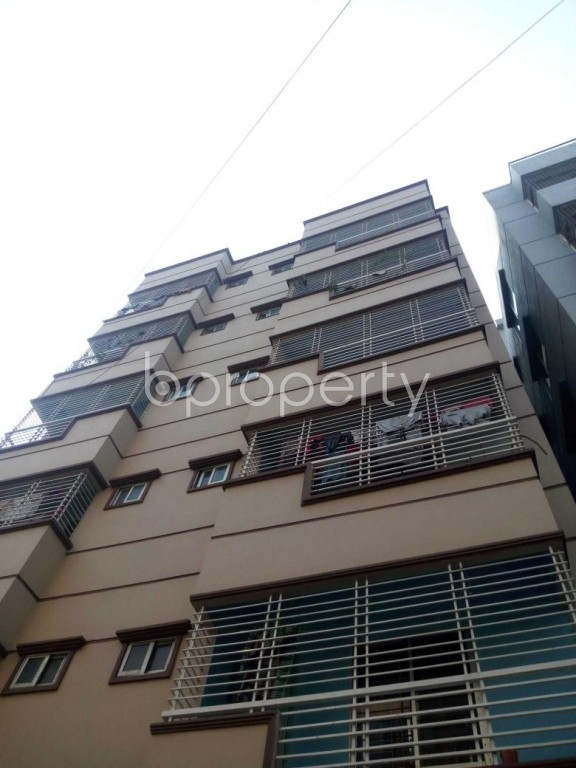 Front view - 2 Bed Apartment to Rent in Uttara, Dhaka - 1994865