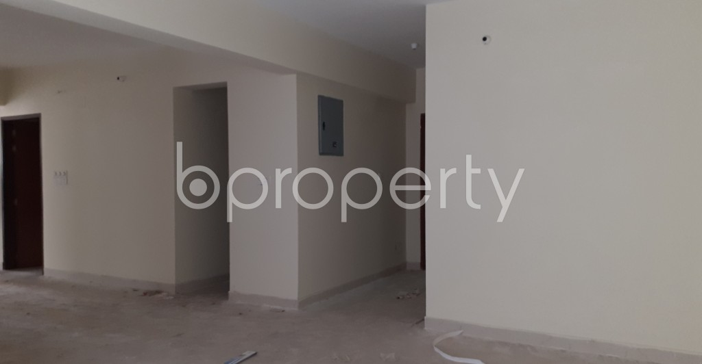 Dine/Dining - 3 Bed Apartment for Sale in Mirpur, Dhaka - 1994892