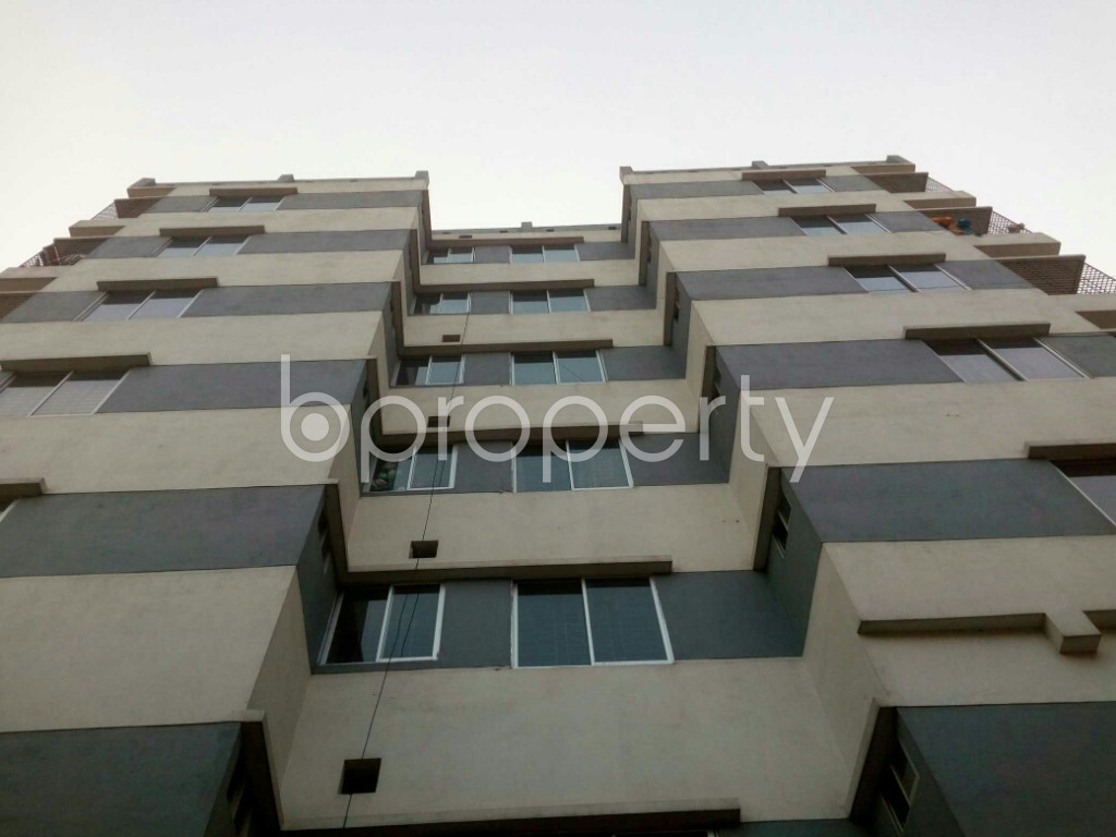 Front view - 2 Bed Apartment for Sale in Mirpur, Dhaka - 1994903