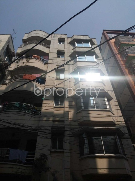 Front view - 2 Bed Apartment to Rent in Uttara, Dhaka - 1994915