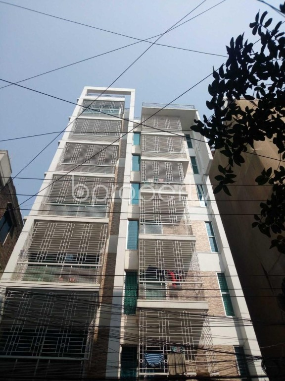 Front view - 3 Bed Apartment to Rent in Uttara, Dhaka - 1994917