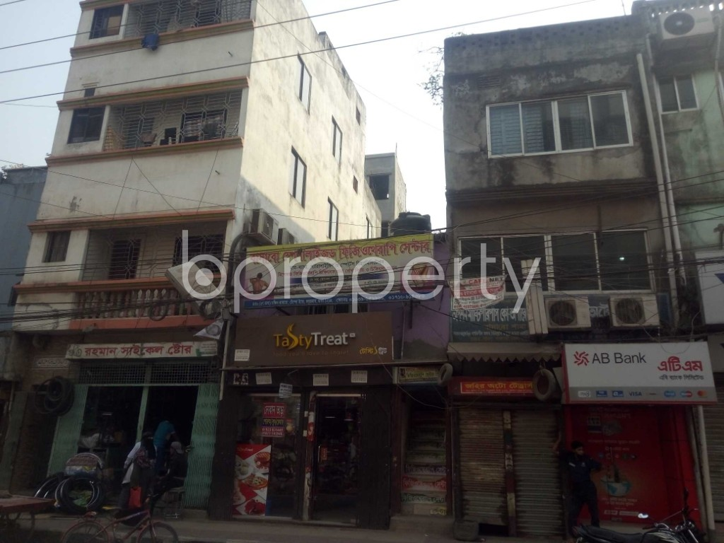 Front view - Shop to Rent in Bashabo, Dhaka - 1994943