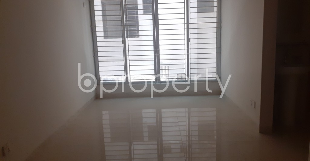 Dining area - 3 Bed Apartment to Rent in Bashundhara R-A, Dhaka - 1994958