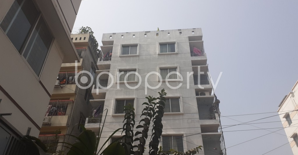 Front view - 2 Bed Apartment to Rent in Uttara, Dhaka - 1994995