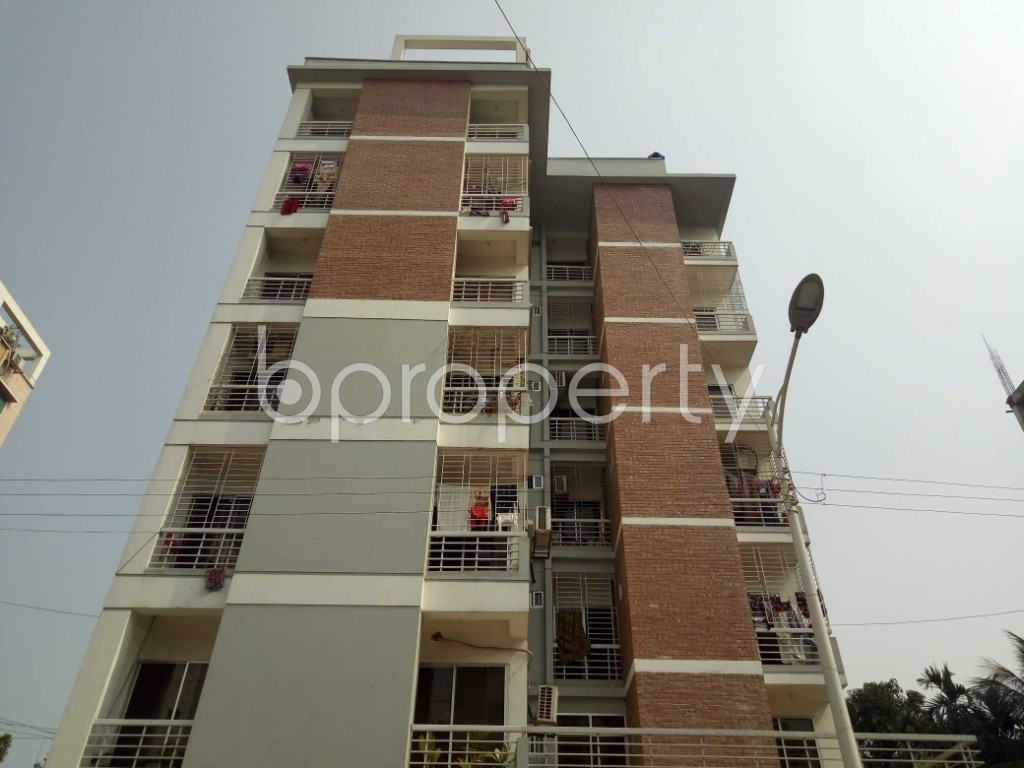Front view - 3 Bed Apartment to Rent in Uttara, Dhaka - 1995035