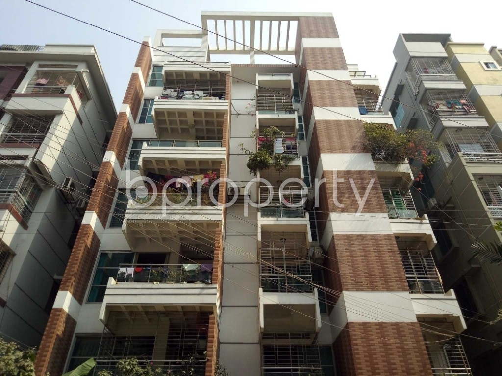 Front view - 3 Bed Apartment to Rent in Uttara, Dhaka - 1995040