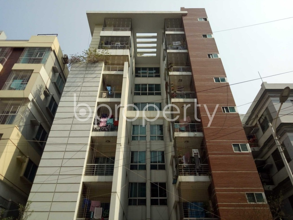 Front view - 3 Bed Apartment to Rent in Uttara, Dhaka - 1995041