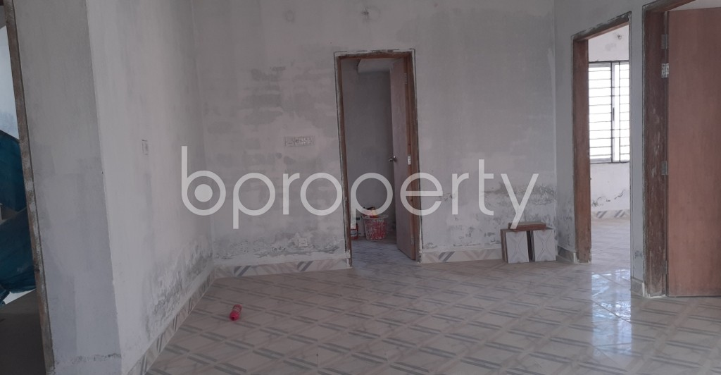 Dine/Dining - 3 Bed Apartment for Sale in Mohammadpur, Dhaka - 1995078